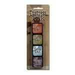 Ranger Ink - Tim Holtz - Distress Ink Pads - Mini Kit - Eight