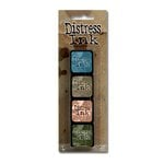 Ranger Ink - Tim Holtz - Distress Ink Pads - Mini Kit - Nine