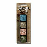 Ranger Ink - Tim Holtz - Distress Ink Pads - Mini Kit - Nine