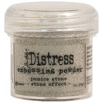 Ranger Ink - Tim Holtz Distress Embossing Powder - Pumice Stone - Stone Effect