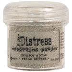 Ranger Ink - Tim Holtz Distress Embossing Powder - Pumice Stone - Stone Effect
