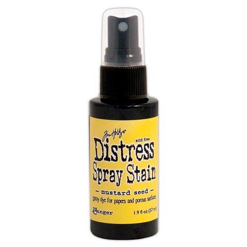Ranger Ink - Tim Holtz - Distress Spray Stain - Mustard Seed