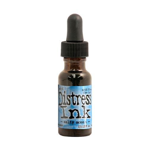 Ranger Ink - Tim Holtz - Distress Ink Reinkers - Summer - Limited Edition - Salty Ocean