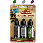 Ranger Ink - Tim Holtz - Adirondack Alcohol Inks - 3 Pack - Cottage Path