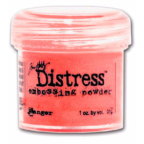 Ranger Ink - Tim Holtz - Distress Embossing Powder - Fired Brick