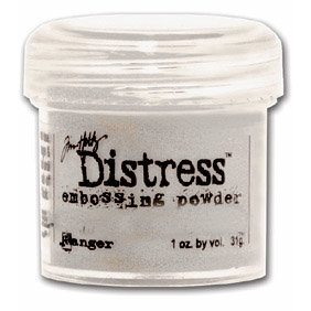 Ranger Ink - Tim Holtz - Distress Embossing Powder - Weathered Wood