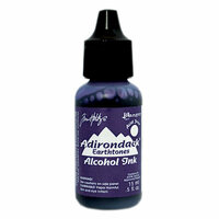 Ranger Ink - Tim Holtz - Adirondack Alcohol Ink - Eggplant