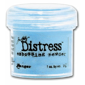 Ranger Ink - Tim Holtz - Distress Embossing Powder - Broken China