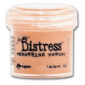 Ranger Ink - Tim Holtz - Distress Embossing Powder - Dried Marigold