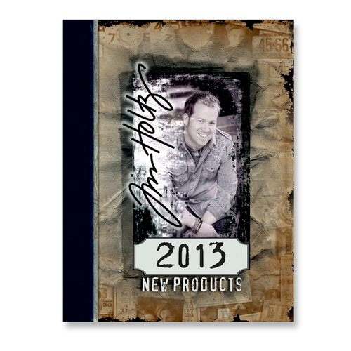 Tim Holtz - 2013 Product Catalog - Part One, FREE