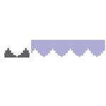 Tonic Studios - Simplicity Pattern Punch - Scalloped Diamond Border