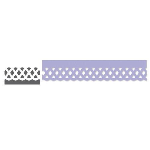 Tonic Studios - Simplicity Pattern Punch - Doily Border