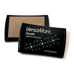 VersaMark - Dazzle Collection - Watermark Stamp Pad - Champagne