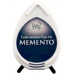 Tsukineko - Memento - Fade Resistant Dye Ink Pad - Dew Drop - Teal Zeal