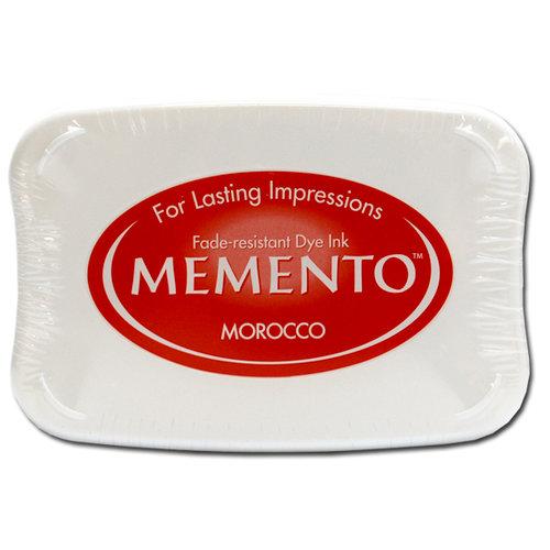 Tsukineko - Memento - Fade Resistant Dye Ink Pad - Morocco