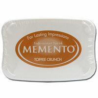 Tsukineko - Memento - Fade Resistant Dye Ink Pad - Toffee Crunch
