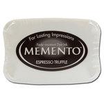 Tsukineko - Memento - Fade Resistant Dye Ink Pad - Espresso Truffle