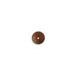 Vintaj Metal Brass Company - Artisan Copper - Acorn Bead Cap