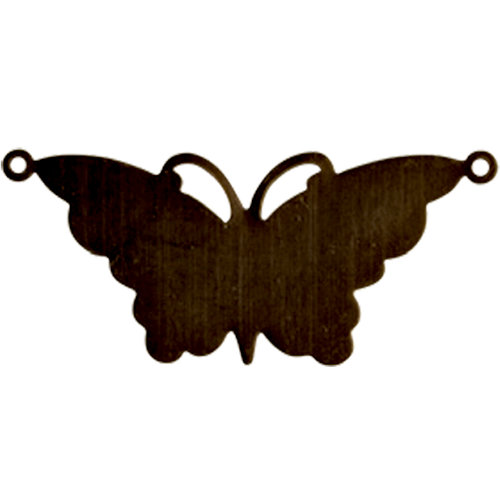 Vintaj Metal Brass Company - Artisan Copper - Metal Altered Blanks - Suspended Butterfly