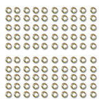 Want2Scrap - Say it With Bling - Adhesive Rhinestones - Baby Bling - Silver
