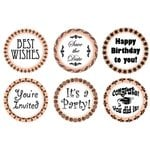 Mason Row - Party Occasions Stamp Set