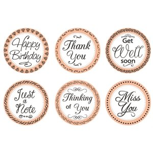Mason Row - Just A Note Stamp Set