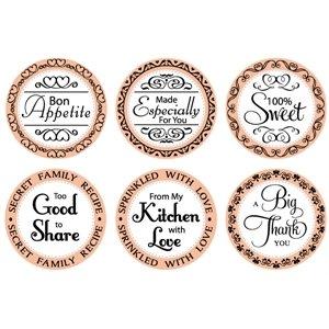 Mason Row - From My Kitchen Stamp Set