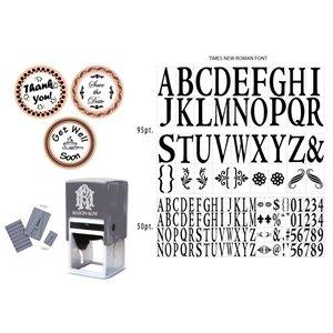 Mason Row - Self-Inking Monogram Set