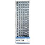Zutter - Bind-It-All - One Half Inch Silver Wire - 6 Pieces