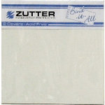Zutter - Bind-It-All - Covers - 4.1x4.1 Inches - White