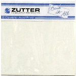 Zutter - Bind-It-All - Covers - 8x8 Inches - White