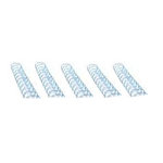 Bind It All - Zutter - One Half Inch Blue Wire - 6 Pieces