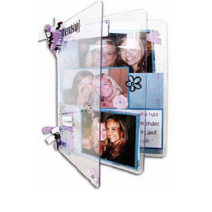 Zutter - Bind It All - Clear Acrylic Covers - 8x8