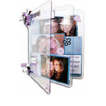 Zutter - Bind-It-All - Clear Acrylic Covers - 8 x 8