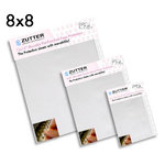 Zutter - Bind-It-All - Movable Pre-Punched Page Protectors - 8 x 8