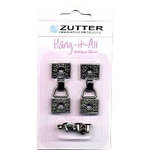 Zutter - Hang-it-All - Metal Hangers - Antique Silver