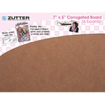 Zutter - Donna Salazar - Corrugated Board - 7 x 5