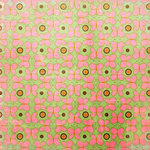 Pink Paislee - Winsome - Enchanting Collection - 12x12 Paper - Delightful