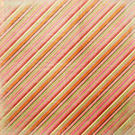 Pink Paislee - Winsome - Enchanting Collection - 12x12 Paper - Wonderful, CLEARANCE