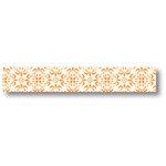 Pink Paislee - Artisan Collection - Paper Tape - Orange, BRAND NEW