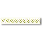 Pink Paislee - Artisan Collection - Paper Tape - Green, CLEARANCE