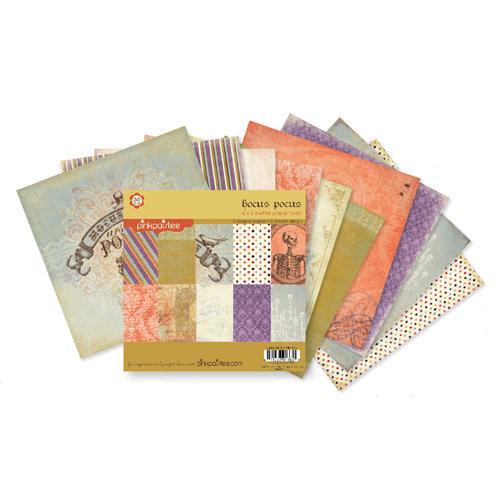 Pink Paislee - Hocus Pocus Collection - 6 x 6 Paper Pad