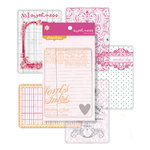 Pink Paislee - Sweetness Collection - Clear Cards