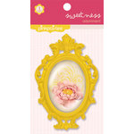 Pink Paislee - Sweetness Collection - Adornments - Metal Frame, CLEARANCE