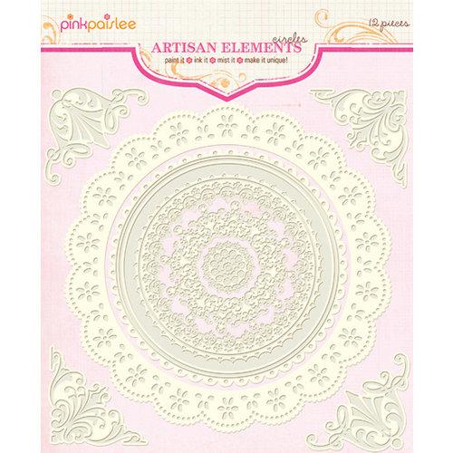 Pink Paislee - Artisan Collection - Elements - Circles