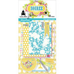 Pink Paislee - House of Three - Soiree Collection - Mini Notes and Labels