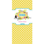 Pink Paislee - House of Three - Soiree Collection - Printed Sheets - Tissue Paper