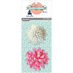Pink Paislee - House of Three - Daily Junque Collection - Felt Flowers