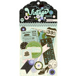 Pink Paislee - Vintage Vogue Collection - Ephemera Pack