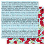 Pink Paislee - She Art Collection - 12 x 12 Double Sided Paper - Truth